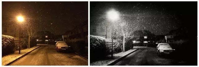 教你7招用手机把萧条冬季拍出迷幻感
