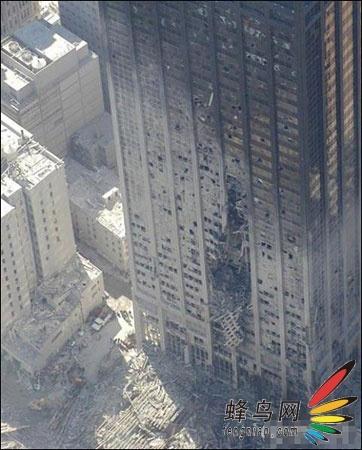 911真相:最新解密照片