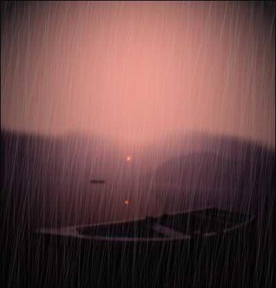 雨景的拍摄技巧