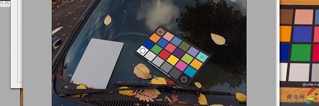 使用colorchecker色卡制作dng色彩配置文件