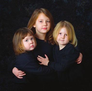 儿童摄影用光技巧