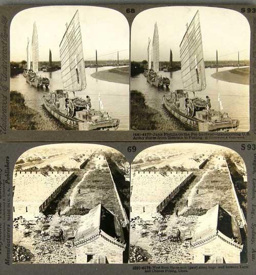 20世纪初的中国-19世纪立体摄影大师 摄影资讯