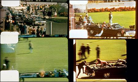 肯尼迪遇刺 深度解密照片