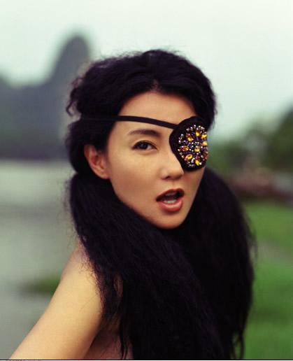 华人巨星的御用大师作品