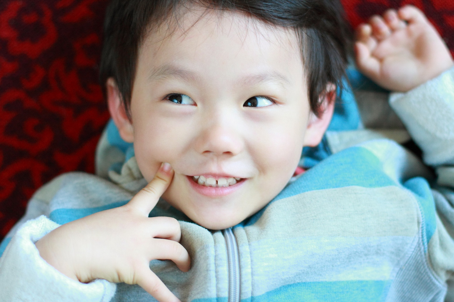 记录纯真笑脸 儿童摄影的器材选择和技巧
