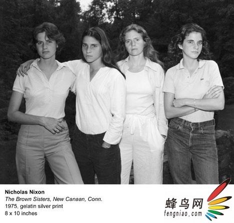 33年未完待续的摄影项目《布朗姐妹》