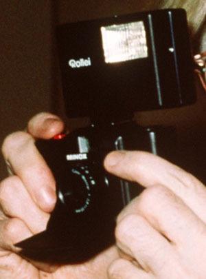 波普大师安迪·沃霍尔的影像世界(三)——安迪的器材史