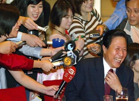 从台海新闻摄影大赛看台湾
