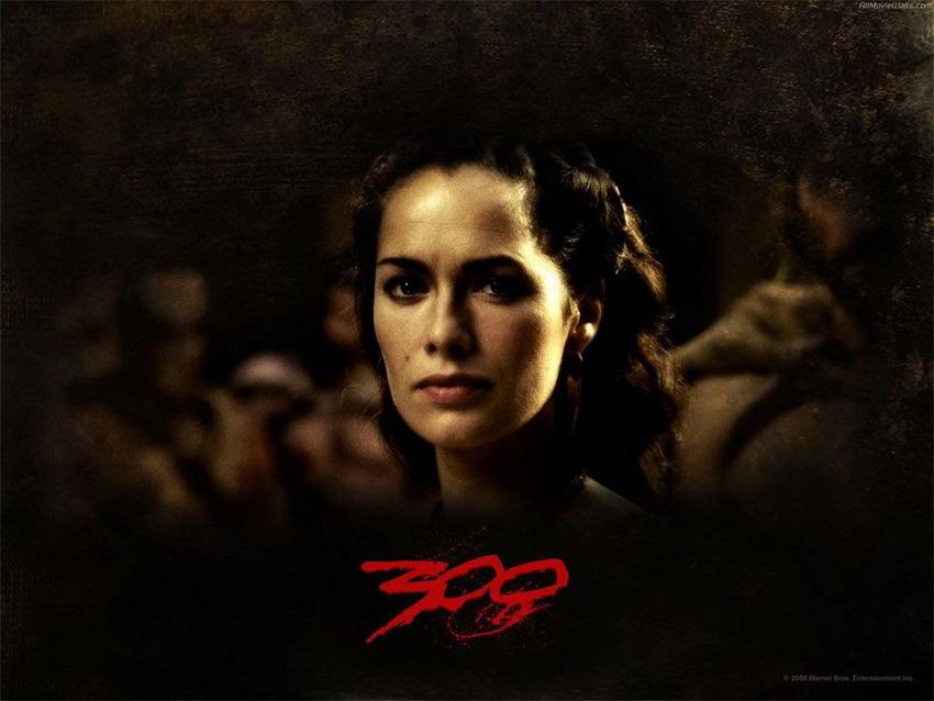 《300斯巴达勇士》海报