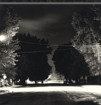 夏夜·漫步 不曾发觉的另一种美