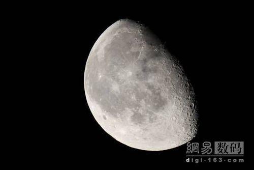 目标环形山!单反器材如何拍好月亮