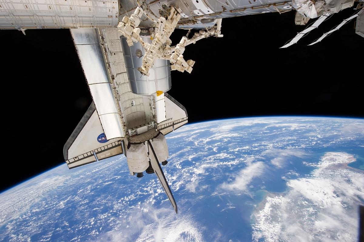 太空最新影像      根据美国航空航天局对于拍摄飞船