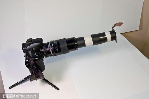 摄影高手DIY自己动手做胶片底扫
