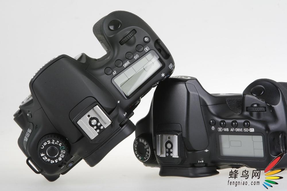 佳能eos 60d数码单反相机功能键改动