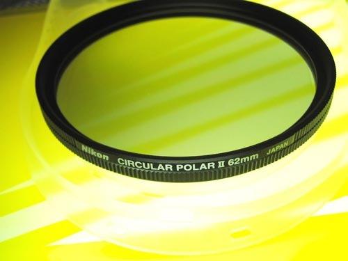 圆形偏振镜CPL的使用方法