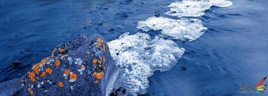 冰雪摄影的构图