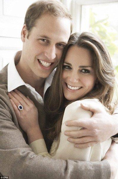 揭秘:威廉王子订婚照拍摄神秘花絮