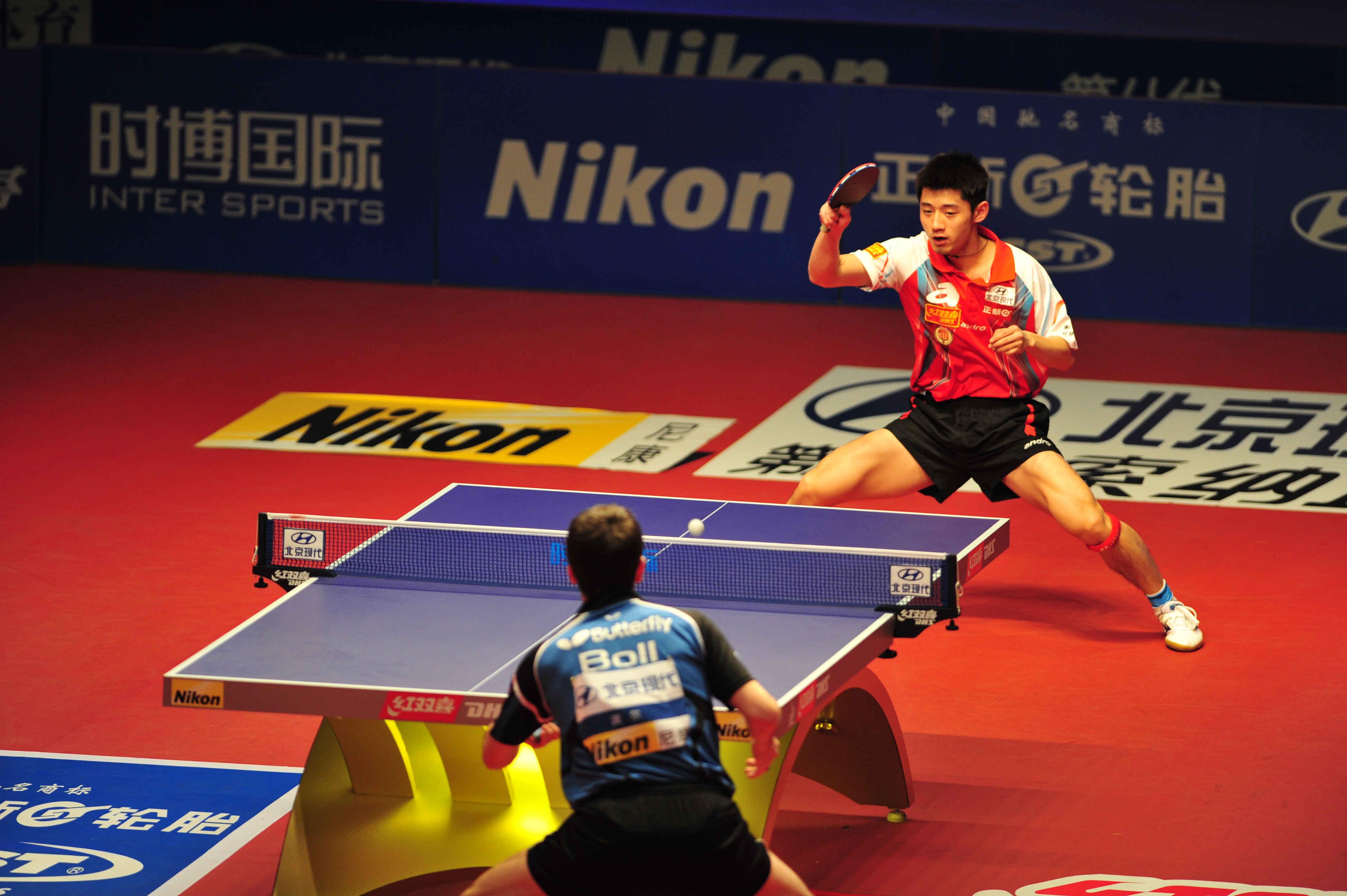 2011�9/)9�'y�G{�Y_尼康赞助2011年亚欧全明星乒乓球对抗赛