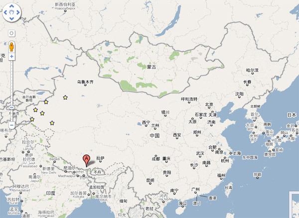 援藏发现《羌姆石窟》摄影展在映画廊开幕