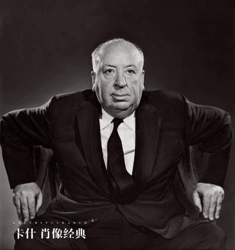 优素福·卡什的经典肖像