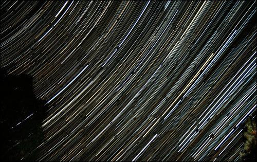 手把手教你拍摄美丽星空的摄影技巧