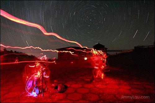 一点通 摄影师教你如何拍摄完美星轨
