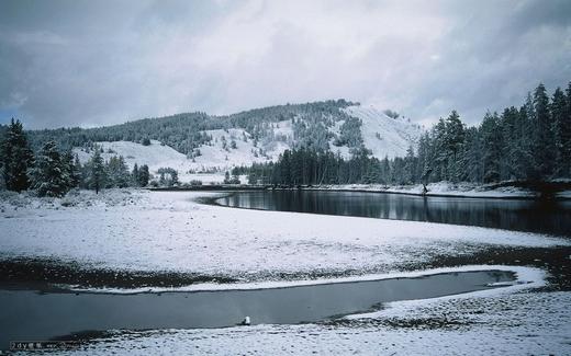 如何捕捉雪景里的神奇景观