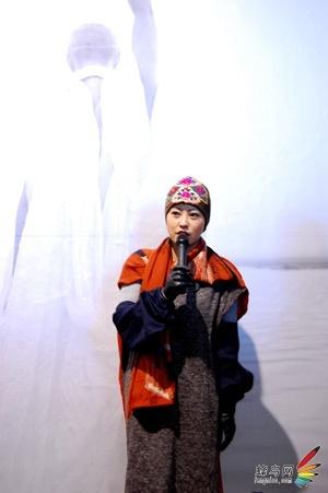 """文艺片女王郝蕾跨界摄影展""""如是""""而来"""