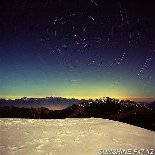 星空轨迹的拍摄技巧