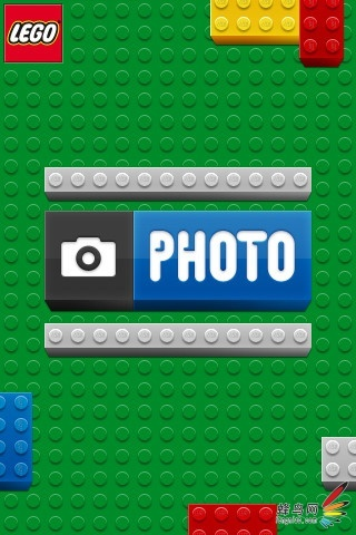 App推荐:让你回到童年的LEGO Camera