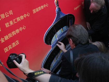 """2012""""外国摄影师拍北京""""活动在京启动"""
