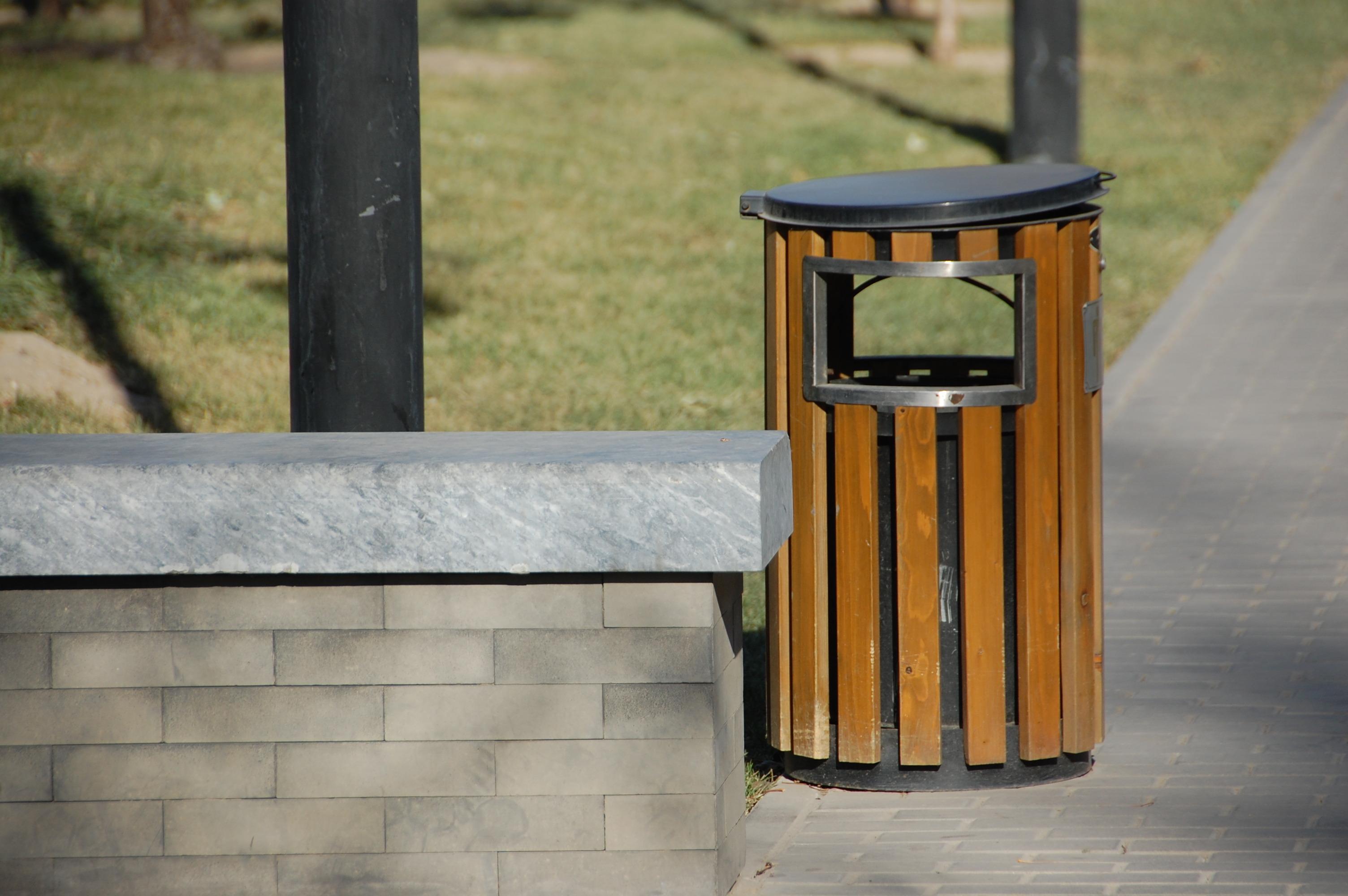 垃圾桶 垃圾箱 3008