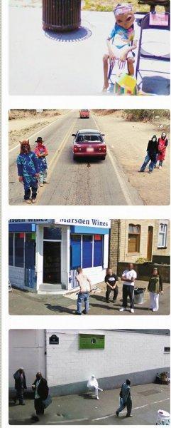 德国获奖摄影师用谷歌街景照片引争议
