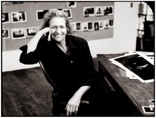 世界上报酬最高的摄影师之一:莱博维茨