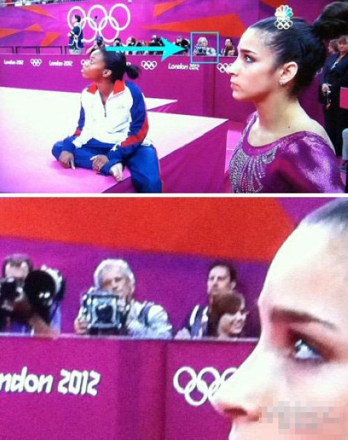 大画幅相机拍奥运 大卫•伯耐特另类摄影