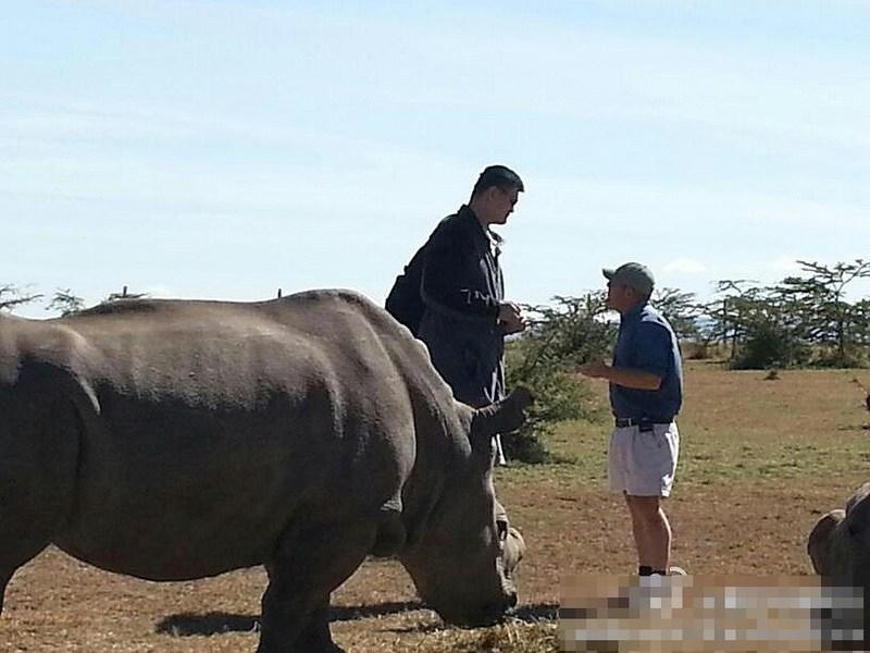 奥·佩杰塔自然保护区(ol pejeta) 是一个私人的非盈利野生动物保护