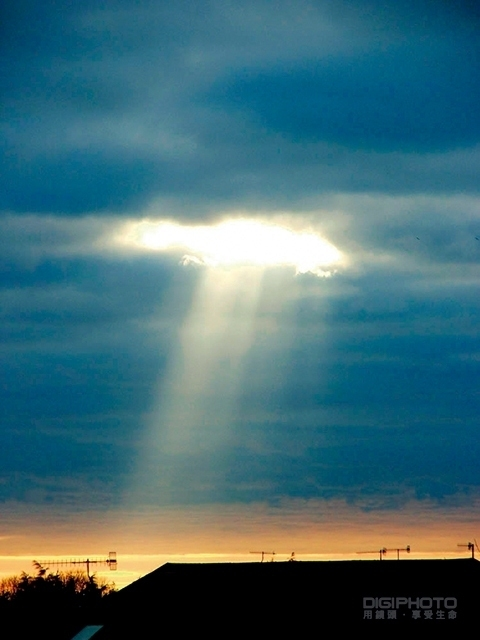 神奇云彩魅力 7招拍出云彩的影像故事