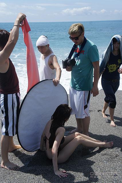 海边人像摄影带哪些器材才合适