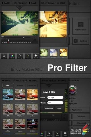 特效滤镜软件Pro Filter限时免费30天