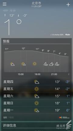 必有近忧 热门天气预报APP推荐
