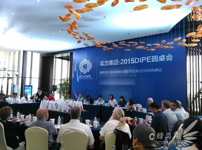 为亚洲发声 2015DIPE圆桌会在大理召开