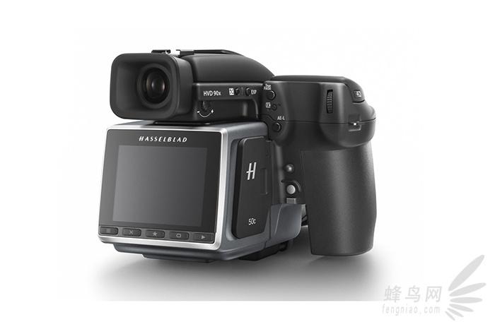 支持4K视频 哈苏H6D-50C中幅相机预售中